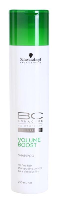 Schwarzkopf Professional BC Bonacure Volume Boost sampon a finom hajért