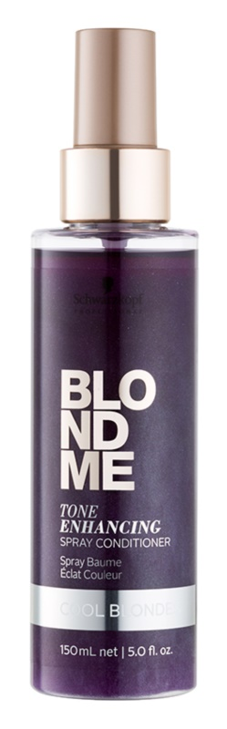 Schwarzkopf Professional Blondme bezoplachový kondicionér pre studené odtiene blond