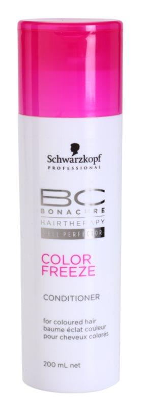 Schwarzkopf Professional PH 4,5 BC Bonacure Color Freeze Conditioner zum Schutz der Farbe