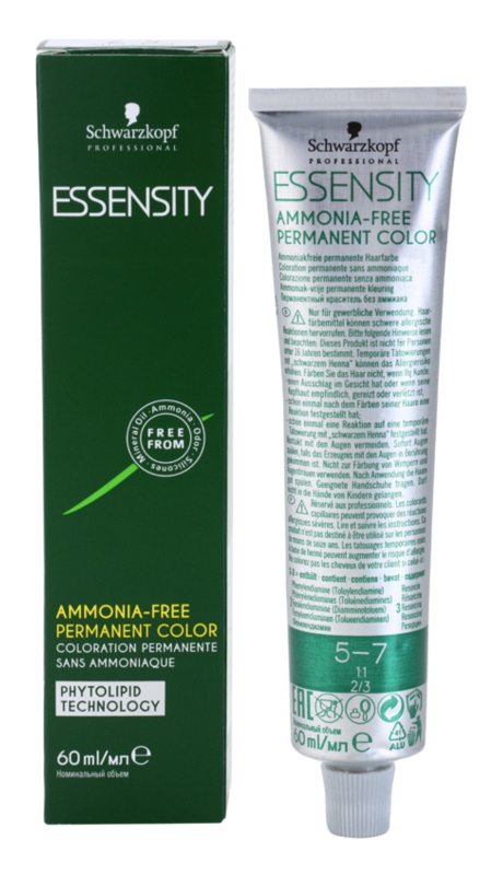 Schwarzkopf Professional Essensity Colour farba do włosów