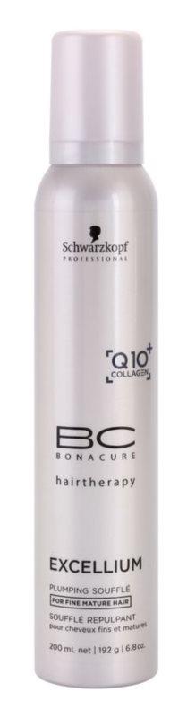 Schwarzkopf Professional BC Bonacure Excellium Plumping sufle dla włosów dojrzałych