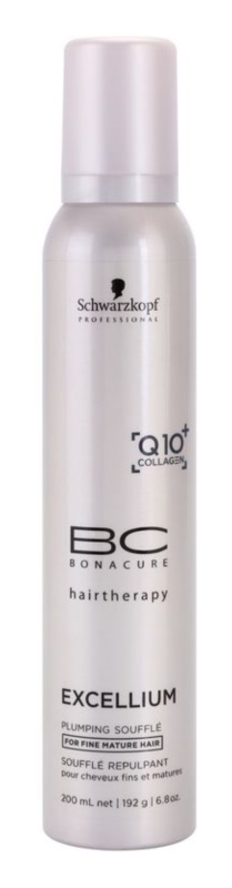Schwarzkopf Professional BC Bonacure Excellium Plumping suflé pro jemné zralé vlasy