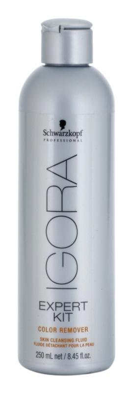 Schwarzkopf Professional IGORA Expert Kit odstranjevalec barve za lase s kože
