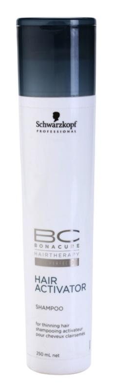 Schwarzkopf Professional BC Bonacure Hair Activator aktivační šampon pro řídnoucí vlasy