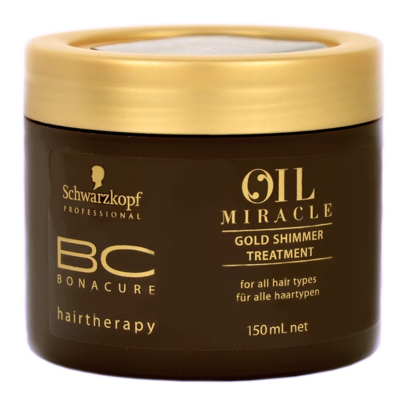 Schwarzkopf Professional BC Bonacure Oil Miracle Argan Oil maska pre všetky typy vlasov