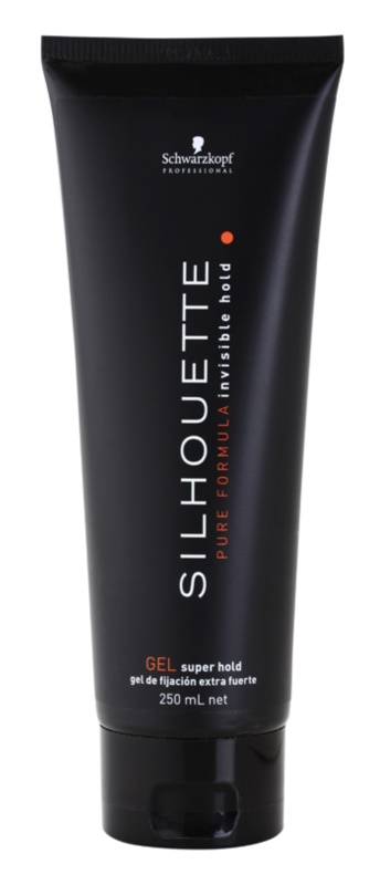 Schwarzkopf Professional Silhouette Super Hold gel na vlasy silné zpevnění