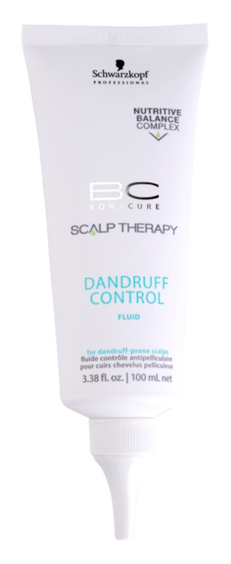 Schwarzkopf Professional BC Bonacure Scalp Therapy ukľudňujúci a hydratačný fluid proti lupinám