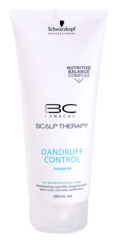 Schwarzkopf Professional BC Bonacure Scalp Therapy sampon korpásodás ellen