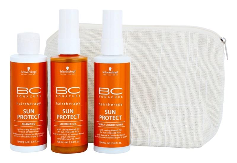 Schwarzkopf Professional BC Bonacure Sun Protect Kosmetik-Set  III.
