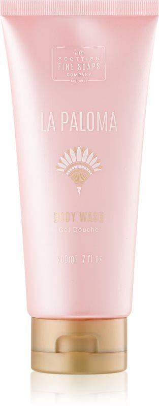Scottish Fine Soaps La Paloma sprchový gel