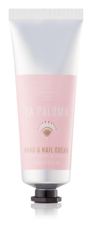 Scottish Fine Soaps La Paloma krém na ruce a nehty