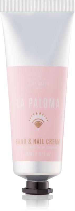 Scottish Fine Soaps La Paloma крем для рук та нігтів