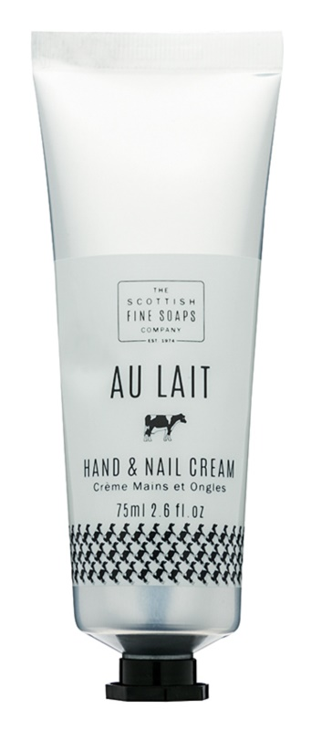 Scottish Fine Soaps Au Lait Hand & Nail Cream