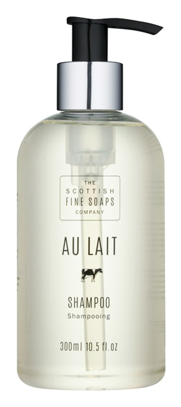 Scottish Fine Soaps Au Lait champô para cabelo