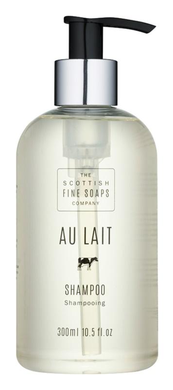 Scottish Fine Soaps Au Lait Haarshampoo