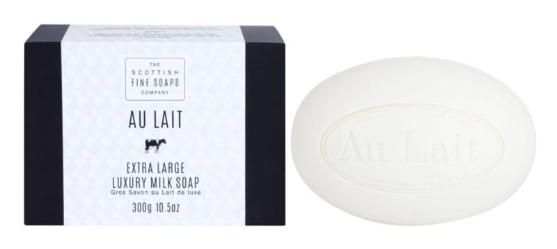 Scottish Fine Soaps Au Lait зволожуюче мило з молоком