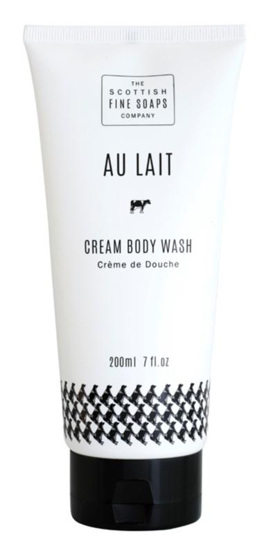 Scottish Fine Soaps Au Lait Creamy Shower Gel