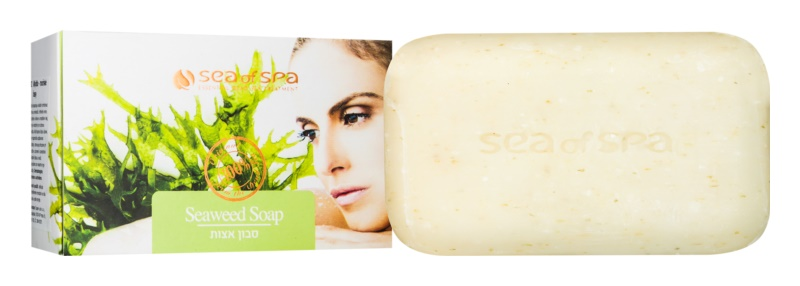 Sea of Spa Dead Sea Treatment Feinseife mit Meeralgen