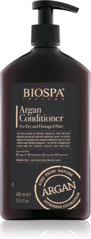 Sea of Spa Bio Spa obnovujúci kondicionér s arganovým olejom