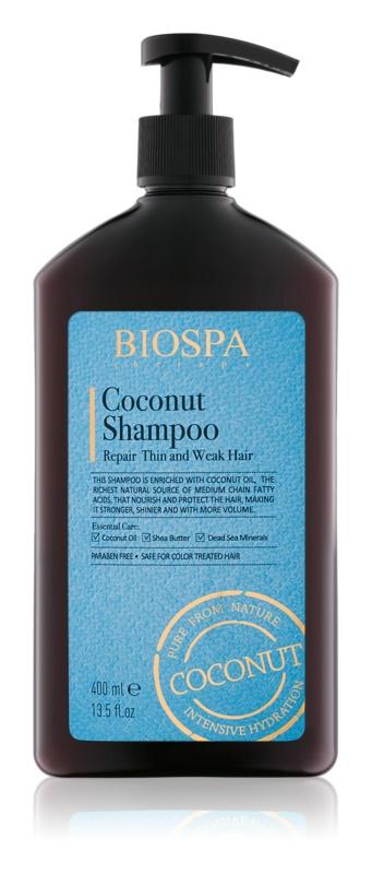 Sea of Spa Bio Spa obnovitveni šampon s kokosom
