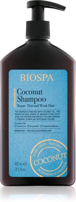 Sea of Spa Bio Spa obnovující šampon s kokosem