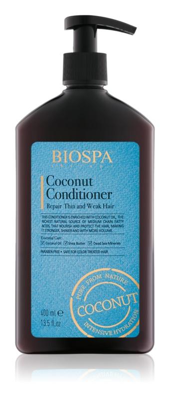 Sea of Spa Bio Spa obnovující kondicionér s kokosem