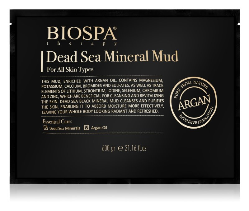 Sea of Spa Bio Spa blato z minerali iz Mrtvega morja in arganovim oljem