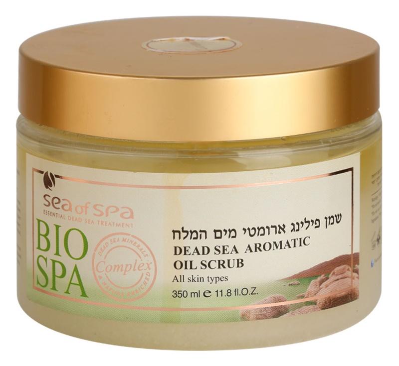 Sea of Spa Bio Spa olejový peeling na tělo