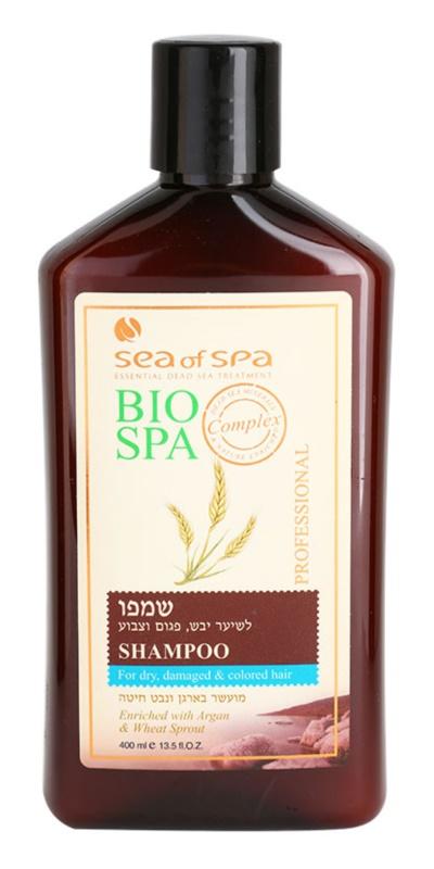 Sea of Spa Bio Spa šampon pro barvené a poškozené vlasy