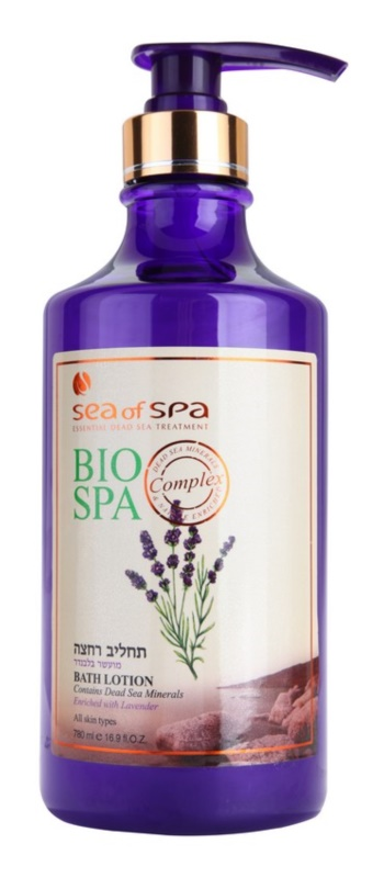 Sea of Spa Bio Spa Shower Gel With Minerals From The Dead Sea