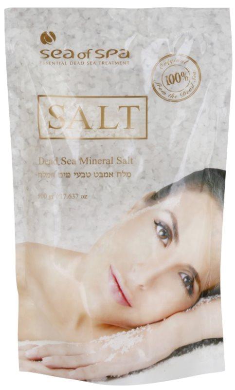 Sea of Spa Dead Sea mineralna sol za kopel