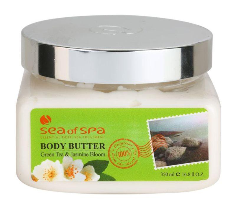 Sea of Spa Essential Dead Sea Treatment telové maslo s minerálmi z Mŕtveho mora