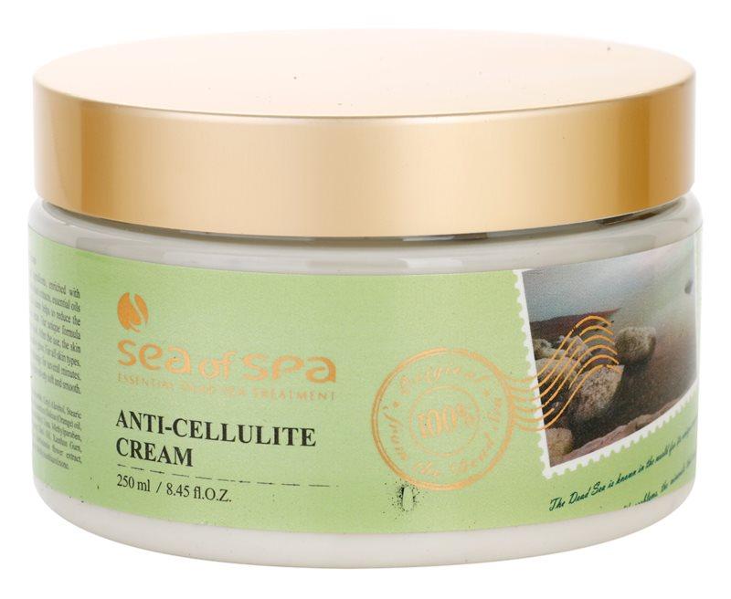 Sea of Spa Essential Dead Sea Treatment Anti - Cellulite Cream With Minerals From The Dead Sea