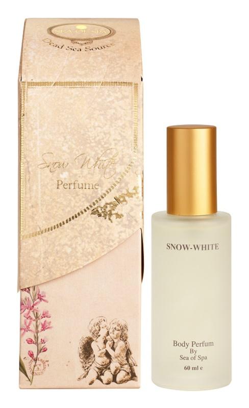Sea of Spa Snow White parfum pour femme 60 ml