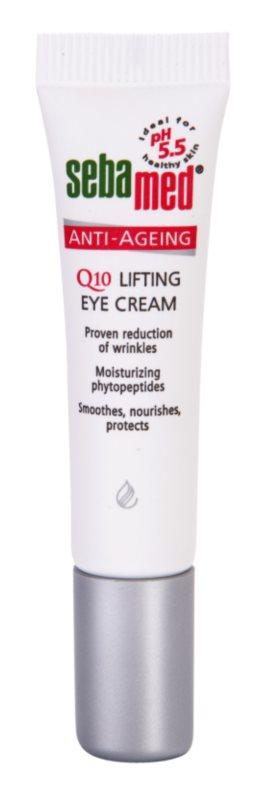 Sebamed Anti-Ageing околоочен лифтинг крем Q10