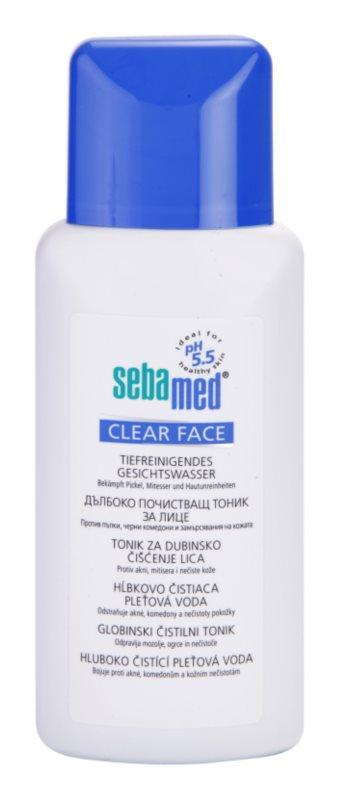 Sebamed Clear Face hĺbková čistiaca pleťová voda