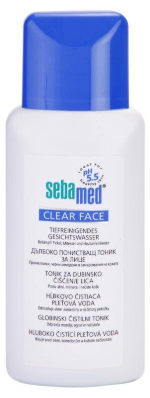 Sebamed Clear Face płyn głęboko oczyszczający