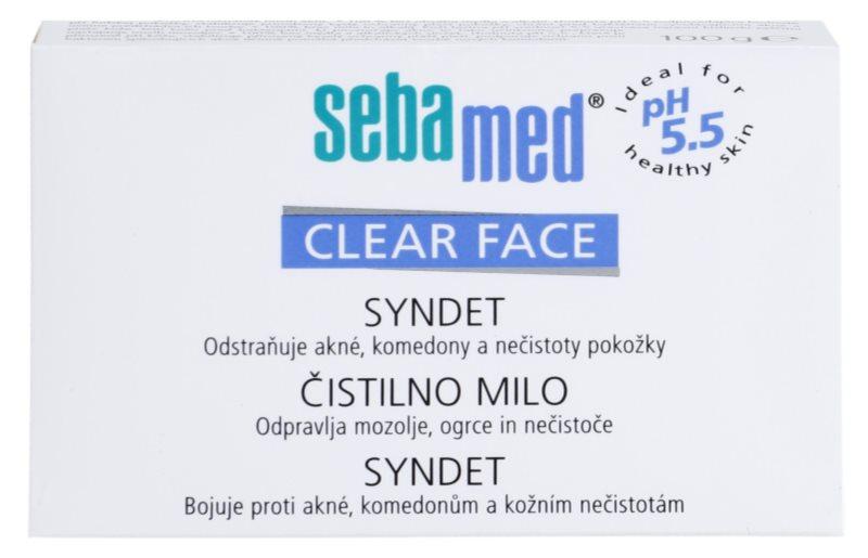 Sebamed Clear Face syndet pro problematickou pleť