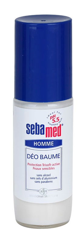 Sebamed For Men Roll-on Balsam für empfindliche Oberhaut