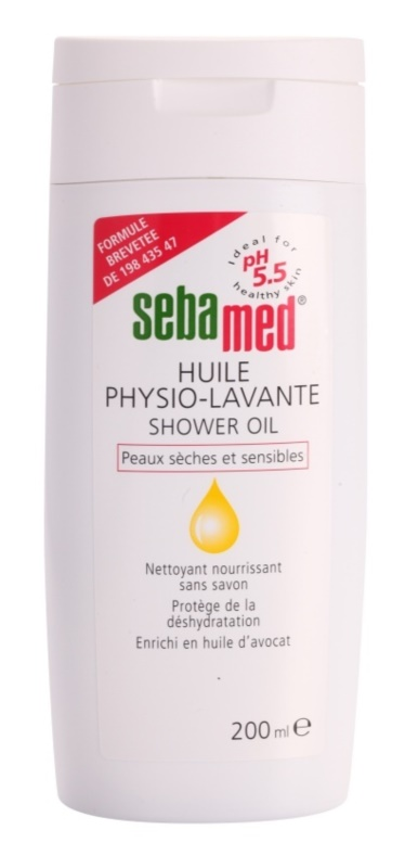 Sebamed Wash Shower Oil For Dry and Sensitive Skin