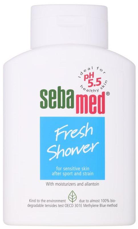 Sebamed Wash erfrischendes Duschgel