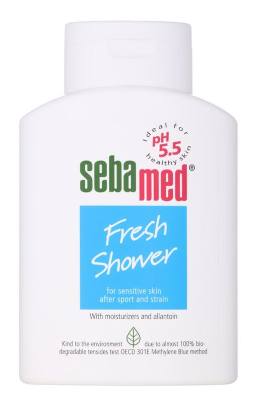 Sebamed Wash Refreshing Shower Gel