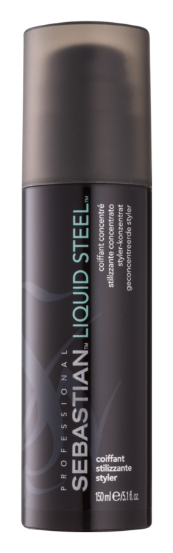 Sebastian Professional Liquid Steel gél na vlasy so silnou fixáciou