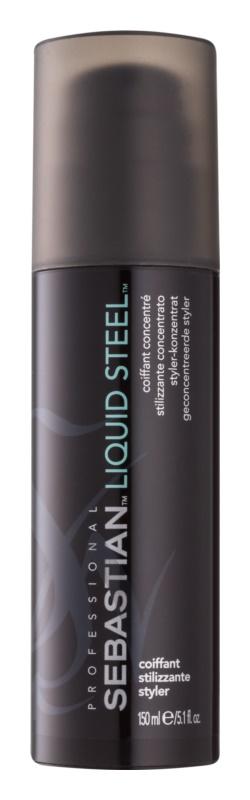 Sebastian Professional Liquid Steel gel per capelli fissante forte