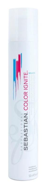 Sebastian Professional Color Ignite Multi Condicionador para cabelos tingidos, branqueados e tratados quimicamente