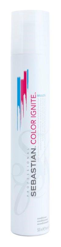 Sebastian Professional Color Ignite Multi kondicionér pre farbené, chemicky ošetrené a zosvetlené vlasy