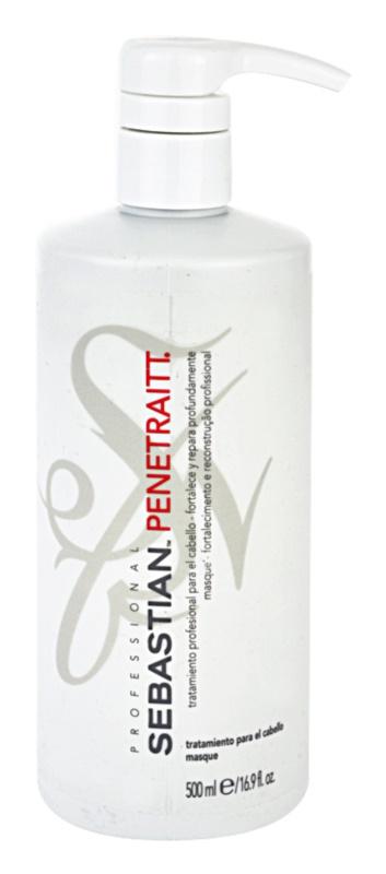 Sebastian Professional Penetraitt maseczka  do włosów zniszczonych zabiegami chemicznymi