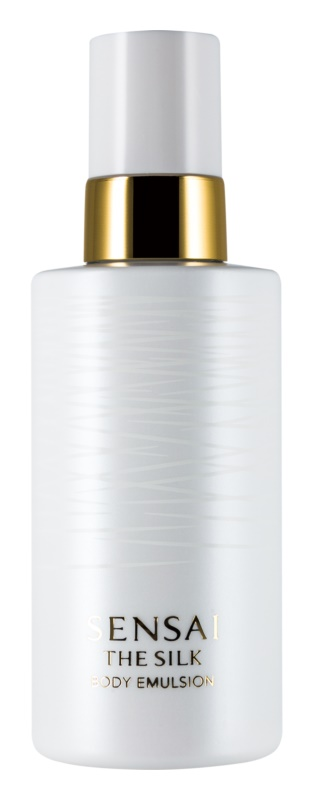 Sensai The Silk lapte de corp pentru femei 200 ml