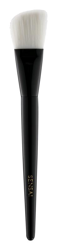 Sensai Liquid Foundation Brush ecset az alapozó alkalmazására