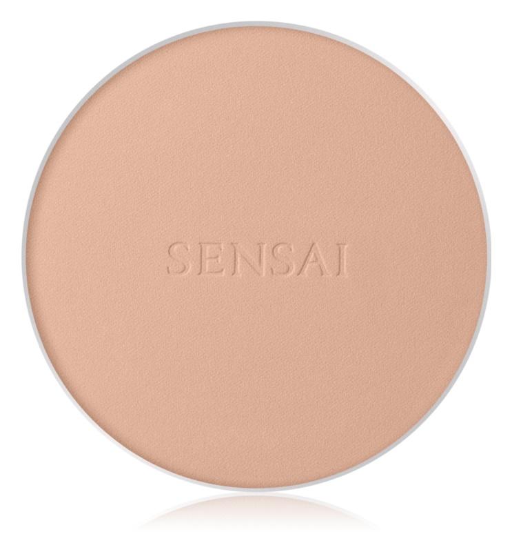 Sensai Total Finish pudrový make-up náhradní náplň